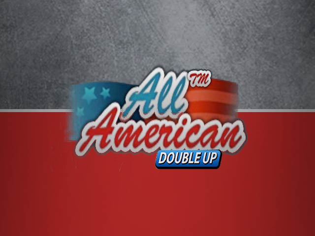 Видео покер Видео покер All American Double Up